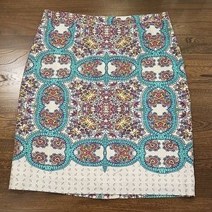 Maeve Anthropologie Pencil Skirt Size 12